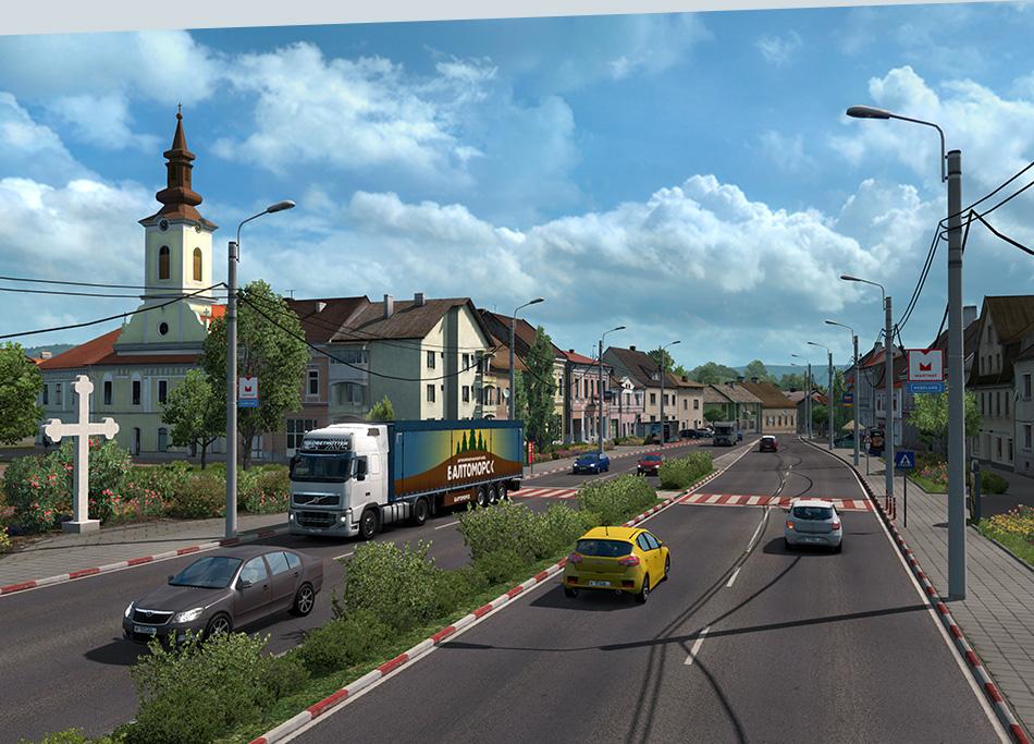 is euro truck simulator 2 free