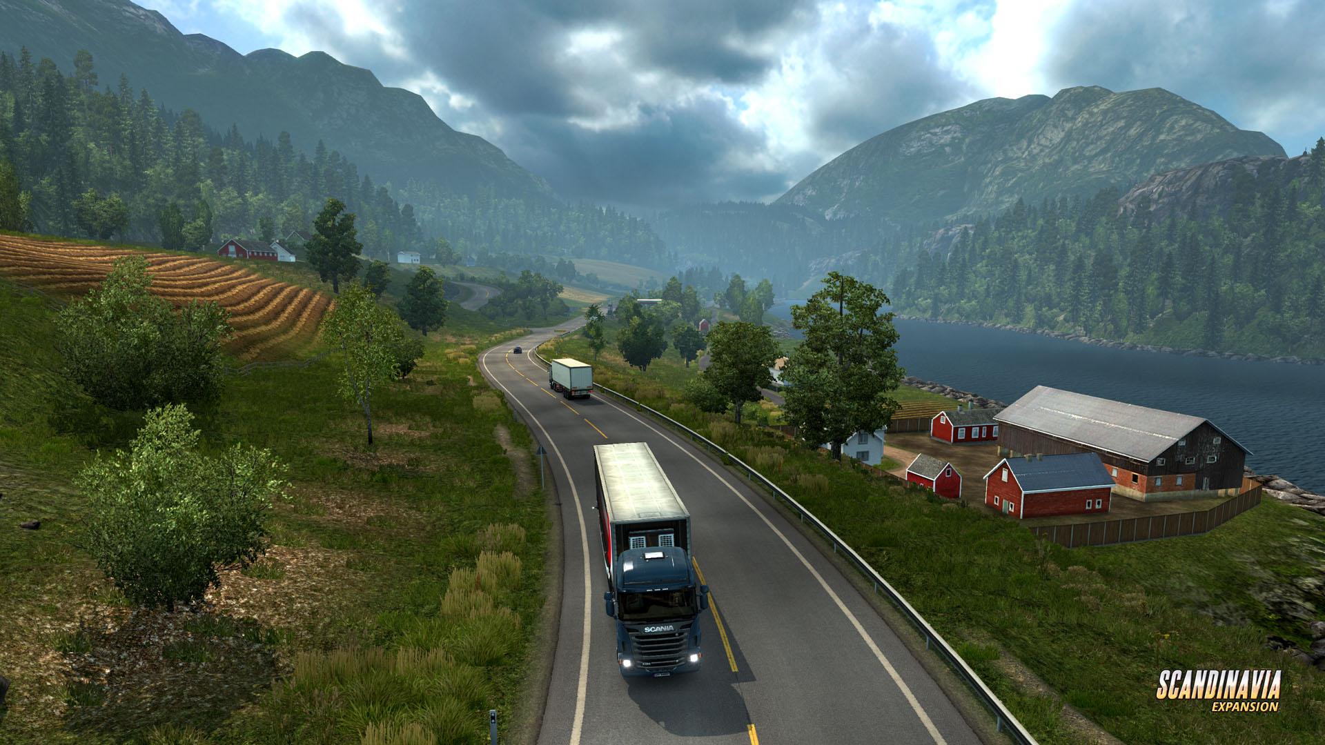 💋 Euro truck simulator 2 scandinavia download crack | Euro